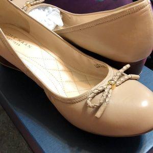 Cole Haan short wedge heels